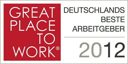 Great Place to Work 2012