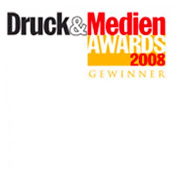 Druck & Medien Awards 2008 - Gewinner