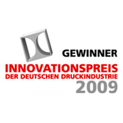 Gewinner Innovationspreis der dt. Druckindustrie 2009
