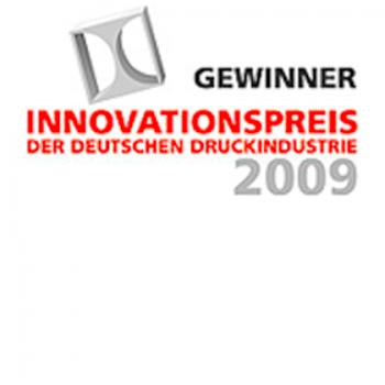 Innovationspreis der Deutschen Druckindustrie 2009 - Gewinner