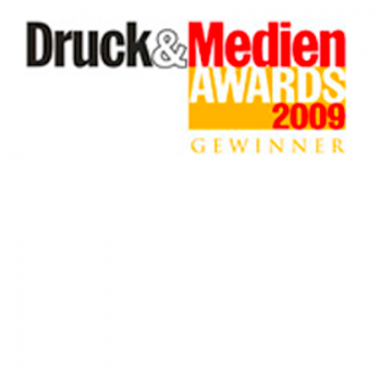 Druck & Medien Awards 2009 - Gewinner