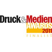 Druck&Medien Awards 2011 - Finalist
