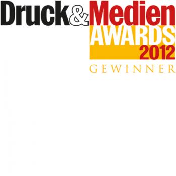 Druck & Medien Awards 2012 - Gewinner