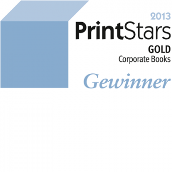 PrintStars 2013 Gewinner - Gold
