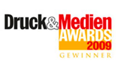 Druck&Medien Awards 2009 Gewinner