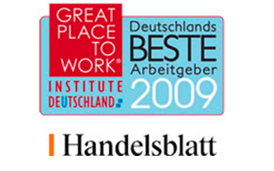 Deutschlands BESTE Arbeitgeber 2009