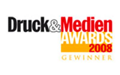 Druck&Medien Awards 2008 Gewinner