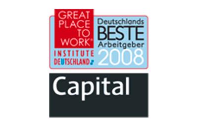 Deutschlands BESTE Arbeitgeber 2008