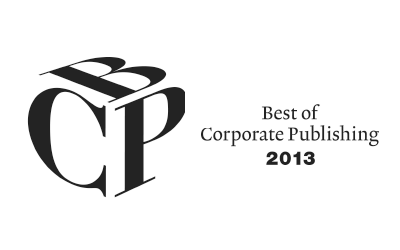 Best of Corporate Publishing 2013