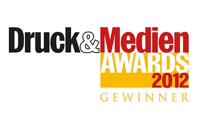 Gewinner Druck&Medien Award 2012
