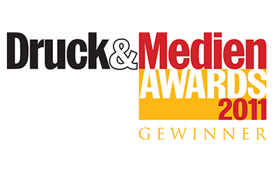 Druck&Medien Awards 2011 Gewinner