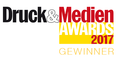 Druck&Medien Awards Gewinner 2017