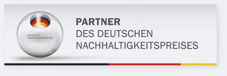 Deutscher Nachhaltigkeitspreis Siegel