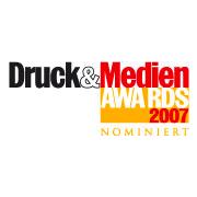 Druck & Medien Award 2007 - Nominiert