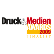 Druck&Medien Awards 2009 - Finalist