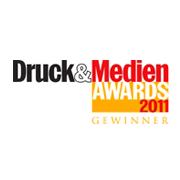 Druck & Medien Awards 2011 - Gewinner