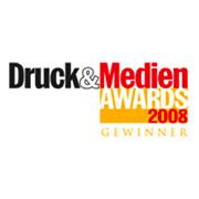 Druck&Medien Awards 2008 - Gewinner
