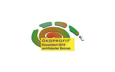 Druckstudio GmbH als Ökoprofit-Betrieb zertifiziert