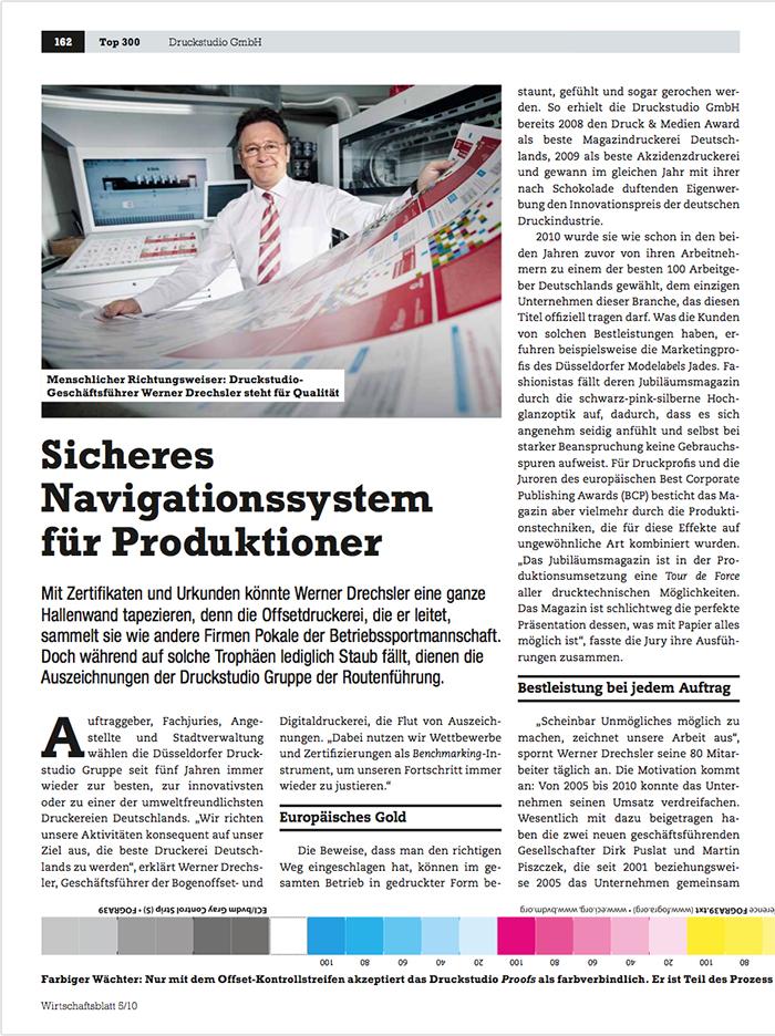 2010 Dez Wirtschaftsblatt