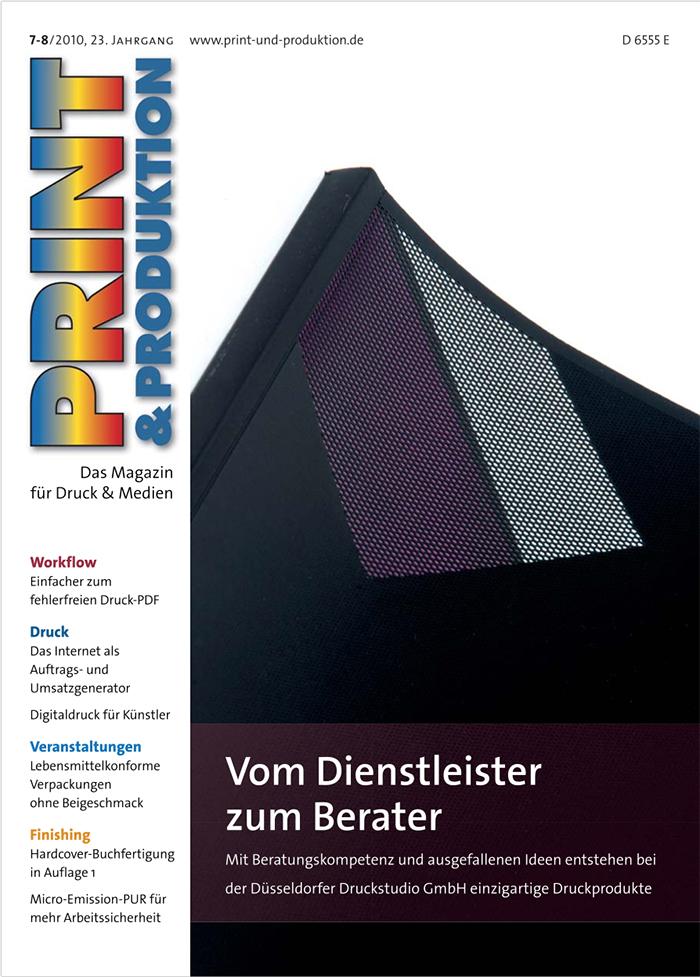 2010 Jul Print & Produktion
