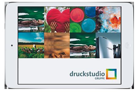 Digitale Medien iPad DS App