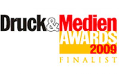 Druck&Medien Awards Finalist 2009