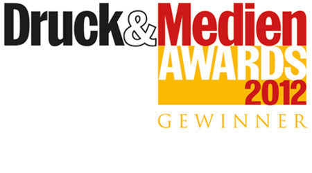 Druck&Medien Awards Gewinner 2012