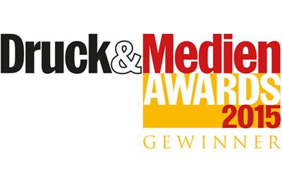 Druck&Medien Awards Gewinner 2015