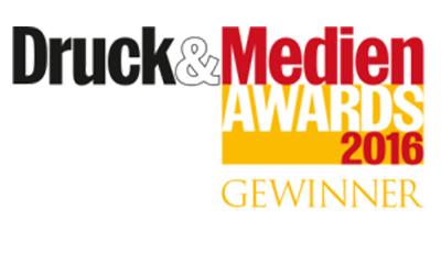 Druck&Medien Awards Gewinner 2016