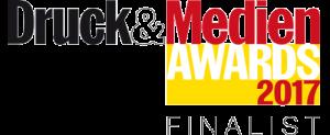 Druck&Medien Awards Finalist 2017