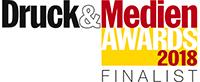 Druck&Medien Awards 2018 Finalist